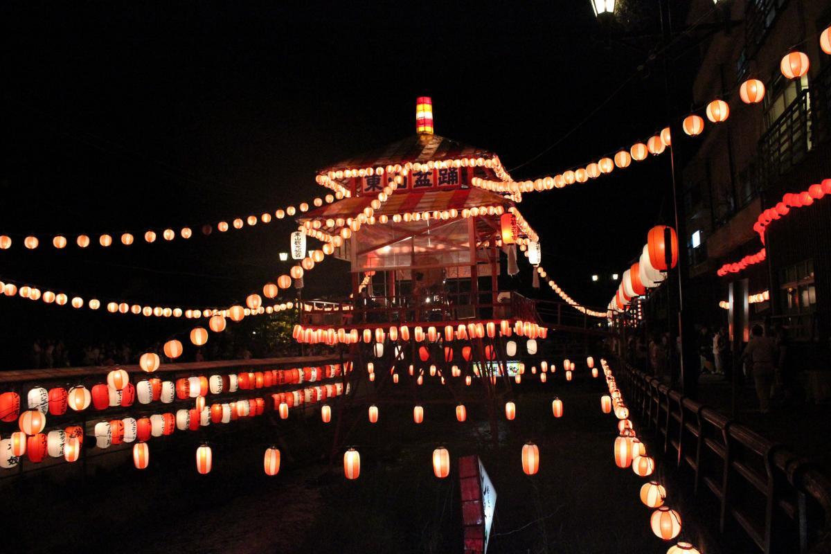 東山町民・大熊町民盆踊り(2011...